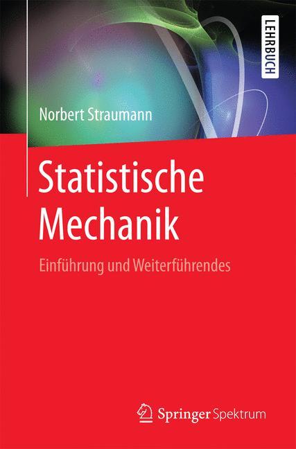 Cover of 'Statistische Mechanik'