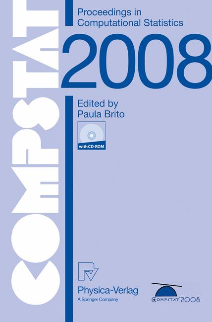 Cover of 'COMPSTAT 2008'