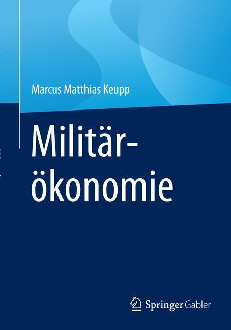 Cover of 'Militärökonomie'