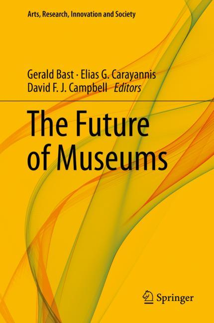Cover of 'The Future of Museums'