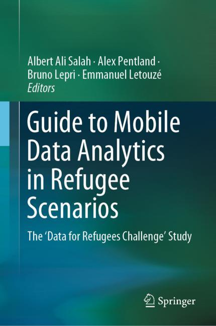 Cover of 'Guide to Mobile Data Analytics in Refugee Scenarios'