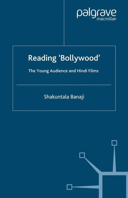 Cover of 'Reading 'Bollywood''