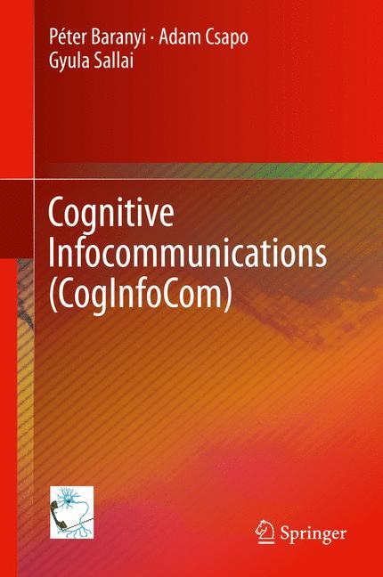 Cover of 'Cognitive Infocommunications (CogInfoCom)'