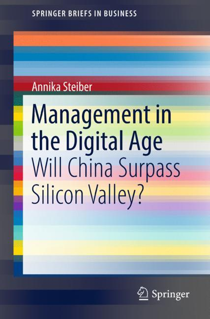 Cover of 'Management in the Digital Age'