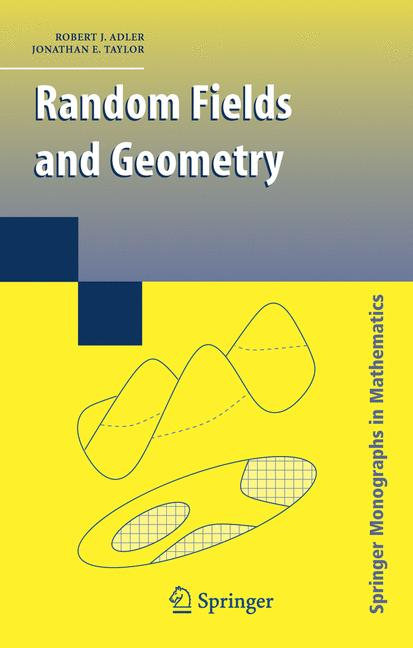 Cover of 'Random Fields and Geometry'