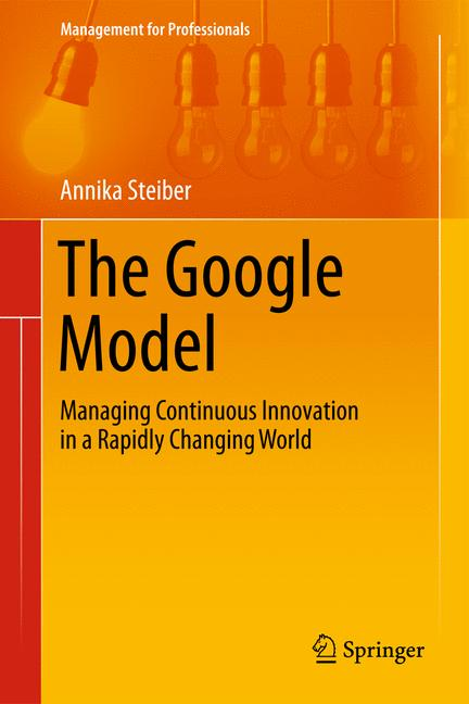 Cover of 'The Google Model'