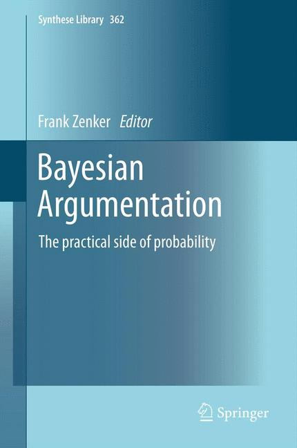 Cover of 'Bayesian Argumentation'