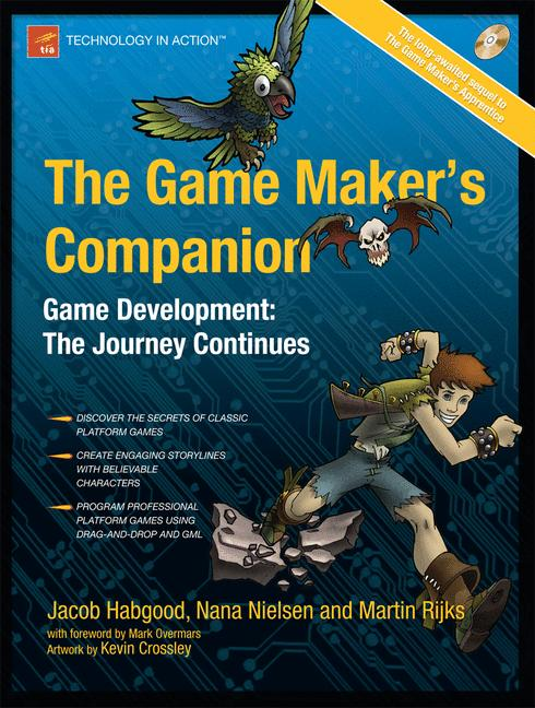 Cover of 'The Game Maker's Companion'