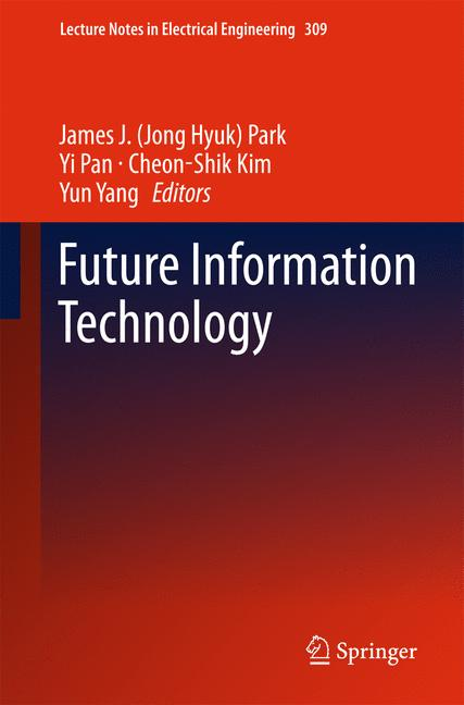 Cover of 'Future Information Technology'