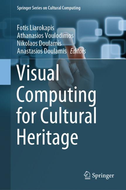 Cover of 'Visual Computing for Cultural Heritage'