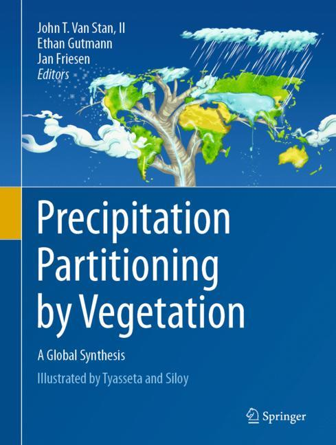 Cover of 'Precipitation Partitioning by Vegetation'
