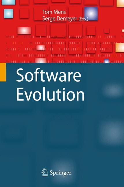 Cover of 'Software Evolution'