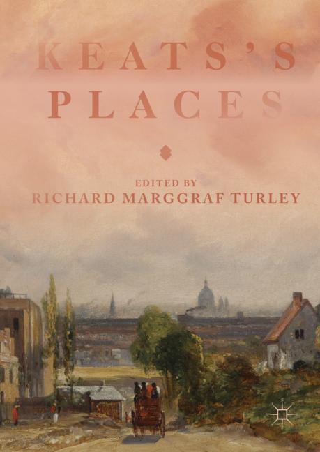 Cover of 'Keats's Places'