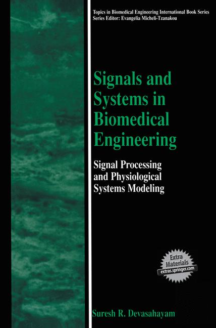 Cover of 'Signals and Systems in Biomedical Engineering'