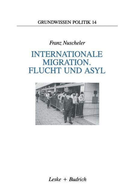 Cover of 'Internationale Migration : Flucht und Asyl'