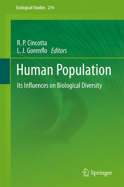 Cover of 'Human Population'