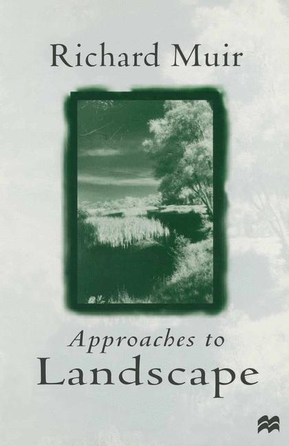 Cover of 'Approaches to landscape'