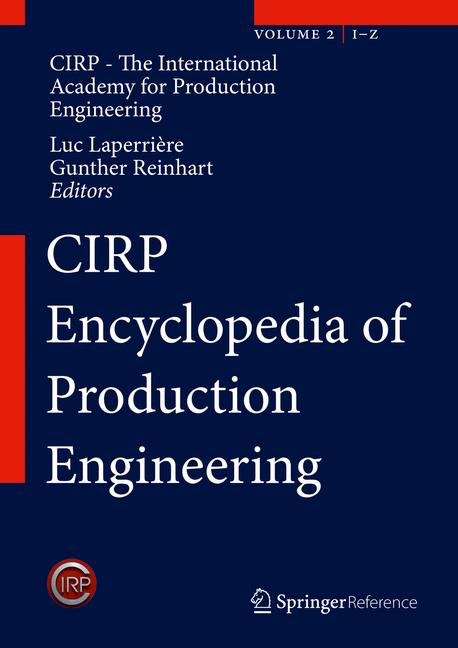Cover of 'CIRP Encyclopedia of Production Engineering'