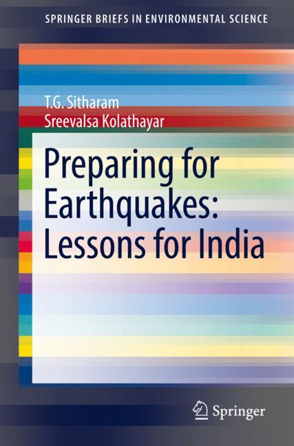 Cover of 'Preparing for Earthquakes: Lessons for India'