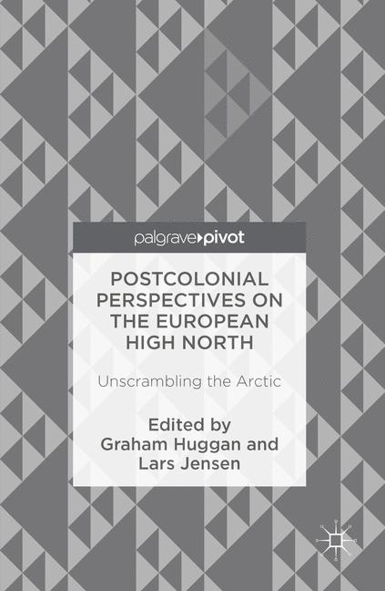 Cover of 'Postcolonial Perspectives on the European High North'