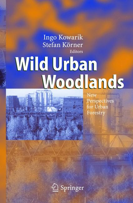 Cover of 'Wild Urban Woodlands'