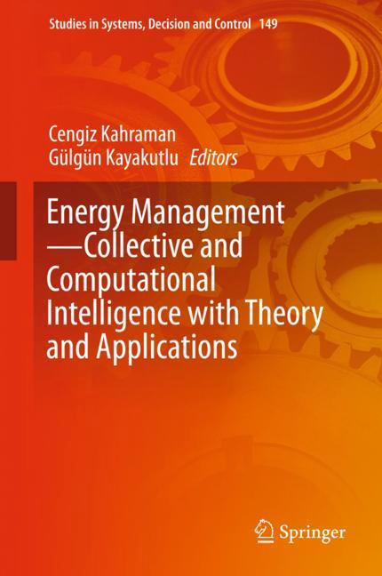 Cover of 'Energy Management—Collective and Computational Intelligence with Theory and Applications'