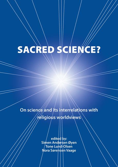 Cover of 'Sacred Science?'