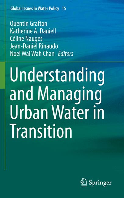 Cover of 'Understanding and Managing Urban Water in Transition'