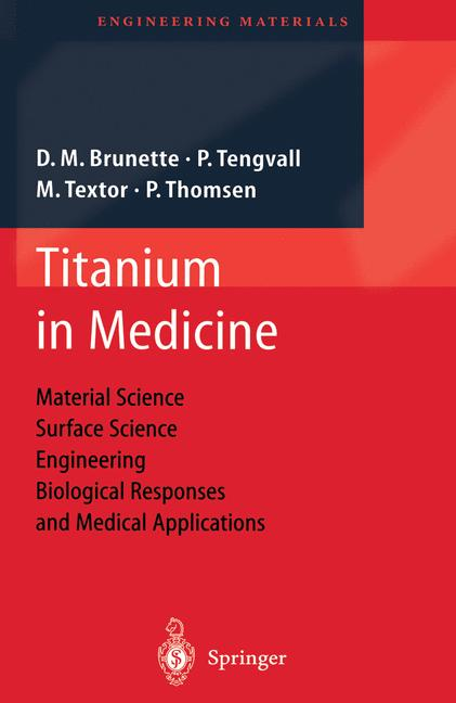 Cover of 'Titanium in Medicine'
