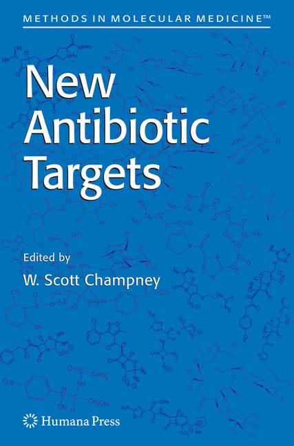 Cover of 'New Antibiotic Targets'