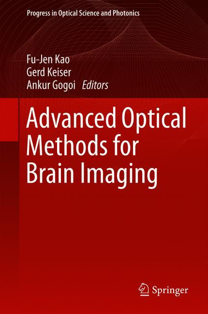 Cover of 'Advanced Optical Methods for Brain Imaging'