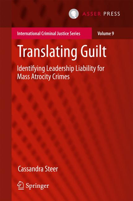 Cover of 'Translating Guilt'