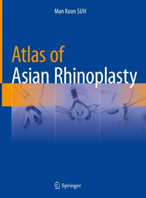 Cover of 'Atlas of Asian Rhinoplasty'