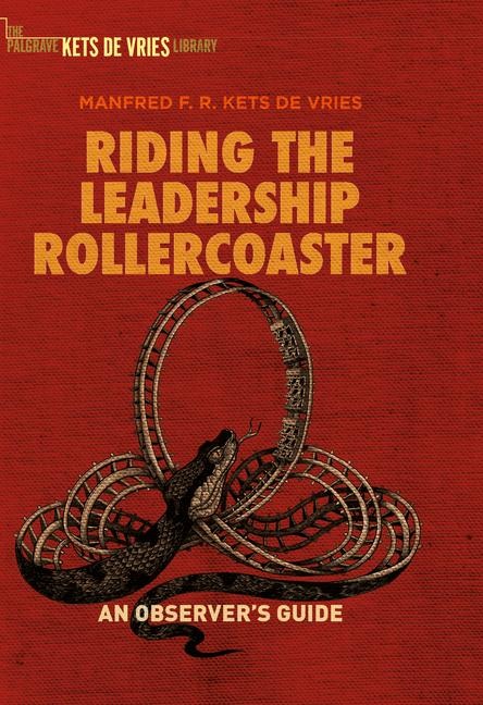 Cover of 'Riding the Leadership Rollercoaster'
