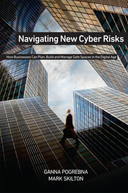 Cover of 'Navigating New Cyber Risks'
