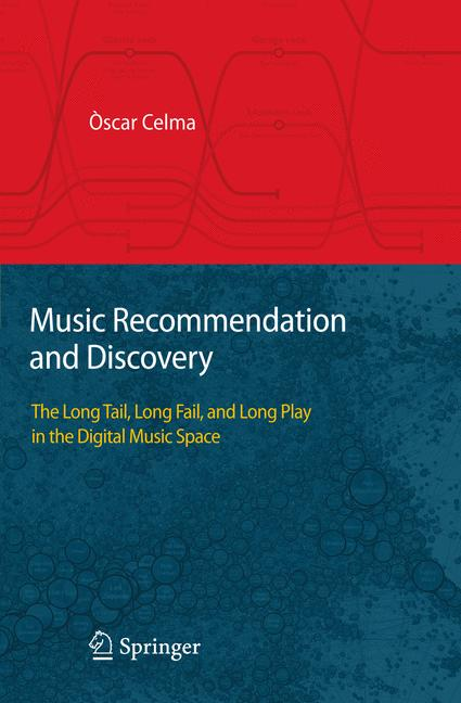 Cover of 'Music Recommendation and Discovery'
