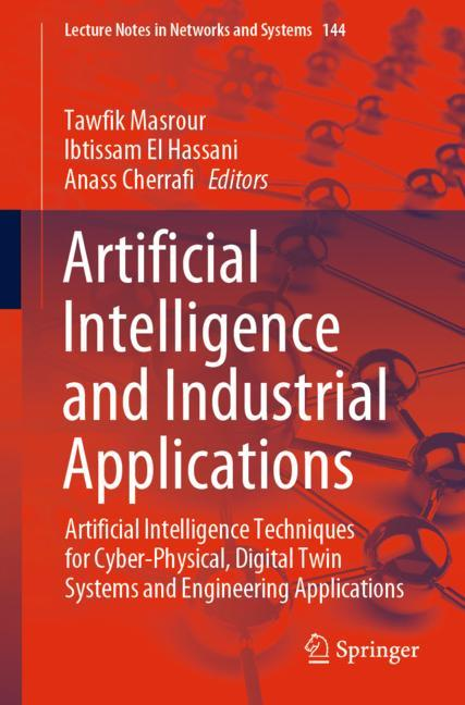 Cover of 'Artificial Intelligence and Industrial Applications'