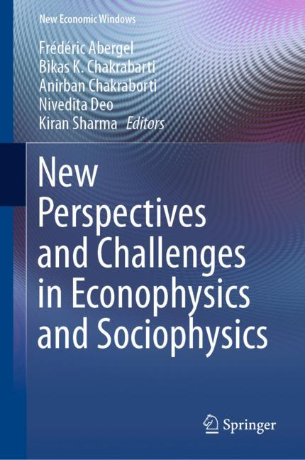 Cover of 'New Perspectives and Challenges in Econophysics and Sociophysics'