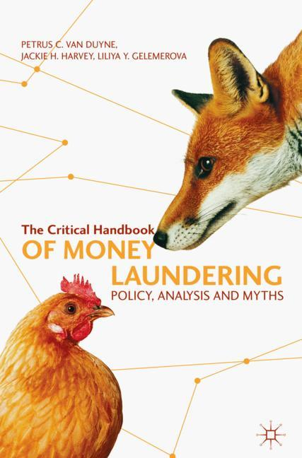 Cover of 'The Critical Handbook of Money Laundering'