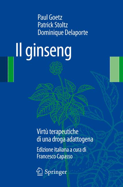 Cover of 'Il ginseng'