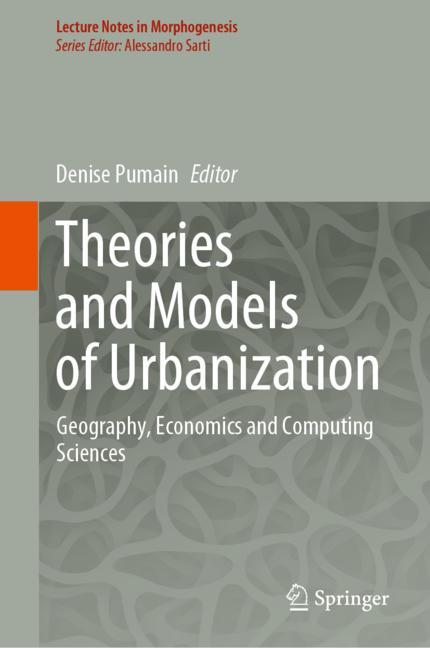 Cover of 'Theories and Models of Urbanization'