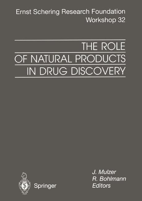 Cover of 'The Role of Natural Products in Drug Discovery'
