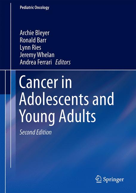 Cover of 'Cancer in Adolescents and Young Adults'