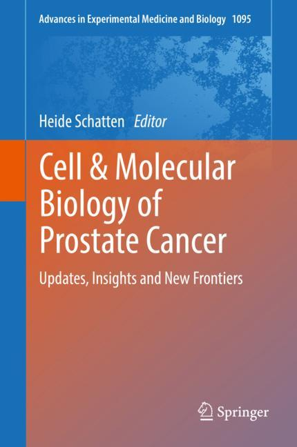 Cover of 'Cell & Molecular Biology of Prostate Cancer'