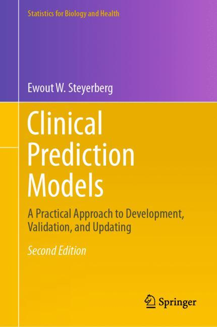 Cover of 'Clinical Prediction Models'