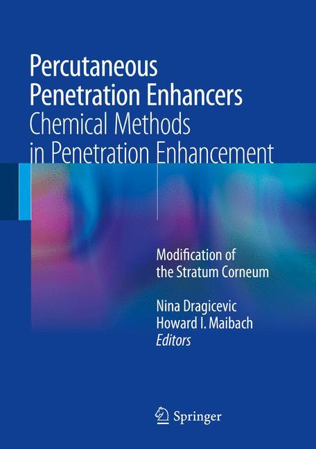 Cover of 'Percutaneous Penetration Enhancers Chemical Methods in Penetration Enhancement'
