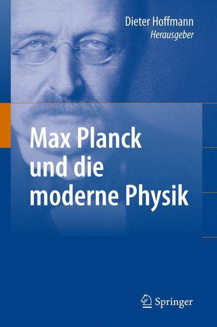 Cover of 'Max Planck und die moderne Physik'