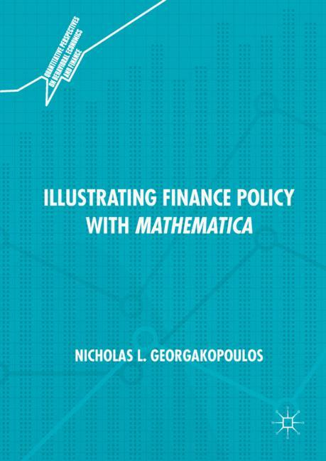 Cover of 'Illustrating Finance Policy with Mathematica'