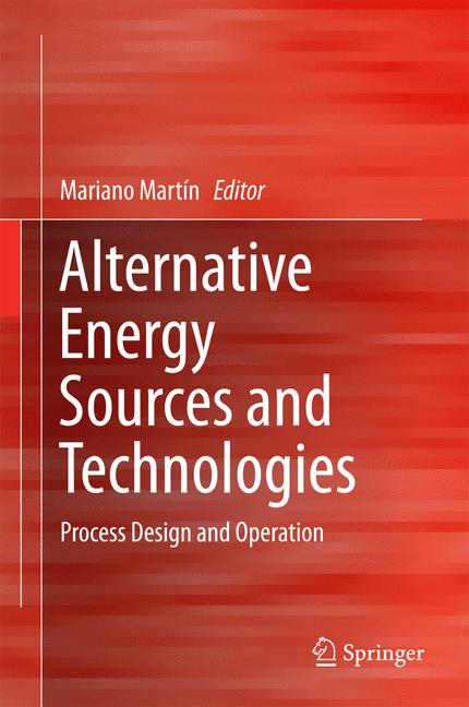 Cover of 'Alternative Energy Sources and Technologies'