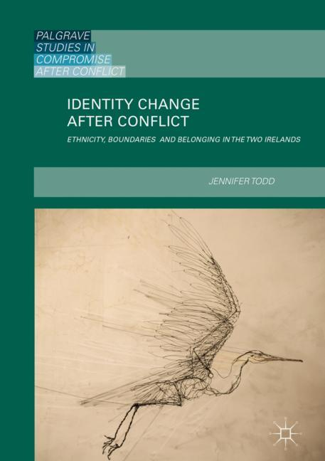 Cover of 'Identity Change after Conflict'